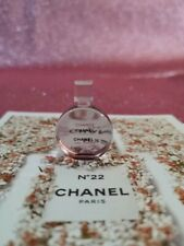 CHANEL Chance Perfume Small badge magnet Brooch Badge VIP GIFT RARE
