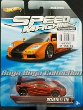 Hot Wheels 2009 Speed Machines McLaren F1 GTR