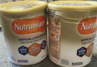 2 Cans nutramigen baby formula12.6 ( Dented) Expiration Date August & Oct 2022