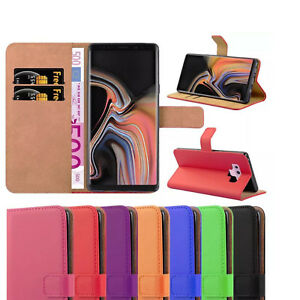 Case Cover For Samsung Galaxy Note 20 10 9 Flip Leather Wallet Card Holder