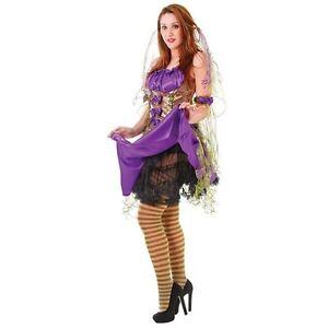 LADIES BLACK HALF NET PETTICOAT UNDERSKIRT CRINOLINE SLIP FANCY DRESS COSTUME