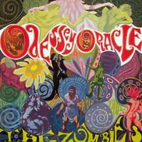 "ZOMBIES  ""ODESSEY AND ORACLE""   CD  12 TRACKS  PSYCHEDELIC ROCK / GARAGE"