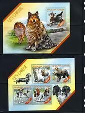 Niger 2014 ,Fauna ,Animals, Pets, Dogs ,  unusual shape