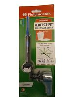 Fluidmaster lot of 2 Perfect Fit Universal Toilet TankLever Chrome 641TotoKohler