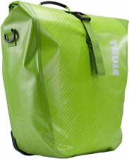 Thule Pack'n Pedal Shield Bike Pannier Bags Green 48 Litres 100063