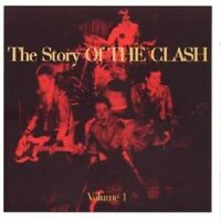 """THE CLASH """"THE STORY OF THE CLASH VOLUME"""" 2 CD NEU"""