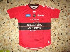 maillot shirt jersey trikot ancien RCT RUGBY CLUB TOULONNAIS TOULON 2014-2015