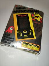 New listing Pocket PacMan Grandstand Vintage Lcd Handheld Electronic Game - Vgc