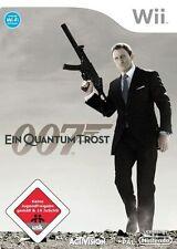 Nintendo Wii * Wii U WiiU Spiel *James Bond 007: Ein Quantum Trost ***NEU*NEW*18