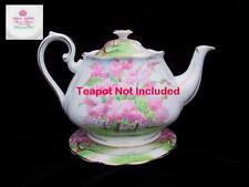 Royal Albert BLOSSOM TIME Teapot TRIVET / STAND 1st Eng c1940