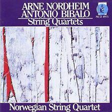 Norwegian String Quartet - Nordheim Bibalo [CD]