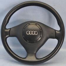 Audi a3 8l año de fabricación 97 airbag cuero volante deportivo 3 radios bl0419091b #7149-b156