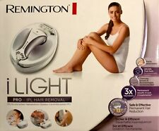 REMINGTON IPL 6500 i-Light Pro Hair Removal Machine For Face & Body - RRP £330