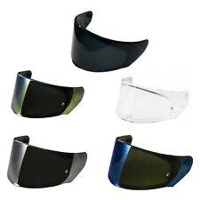 Visiera originale casco Ls2 ff320 ff353 ff800 nera trasparente specchio