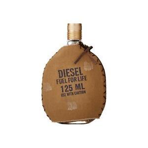 Diesel Fuel Life Eau de Toilette Spray for Men 4.2 oz