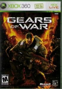 Gears of War X-Box 360 Video Game - Complete!