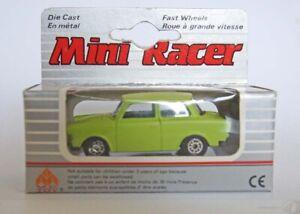 Mini Racer Lime Green Trabant