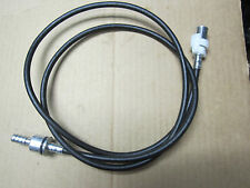 87 88 89 90 FORD PICK UP TRUCK SPEEDOMETER CABLE with-out cruise F150 f250 f350