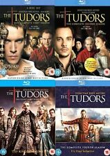 The Tudors Complete TV Series Blu Ray Collection Season 1,2,3, 4 [11 Discs]