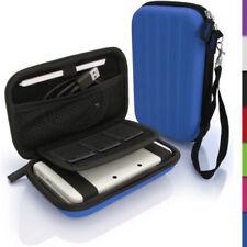 Maletas, fundas y bolsas azules de plástico para consolas y videojuegos