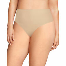 ed23c96b5 Maidenform Curvy Tame Your Tummy Tailored Thong Panties Panty Nude Plus 2x
