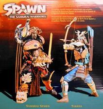Mcfarlane Spawn Series 19 Samurai Warriors Club Exclusive Samurai Takeda 2-Pack