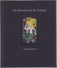 The Mermaid and the Octopus Limited Edition Signed Slip Case Petit Point