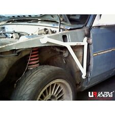 FOR TOYOTA AE 86 ULTRA RACING 3 POINTS FENDER BAR STEEL BRACE A PAIR