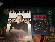DVD The Sopranos Seasons 1-5 MINT NTSC Region 1 SPECIAL BOX MUST SEE!
