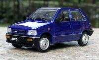 1/43 Suzuki Alto 1995 Blue limited Edition Diecast Car Model Collection Gift