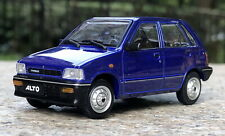 1/43 Suzuki Alto 1995 Blue limited Edition Diecast Car Model Collection Gift