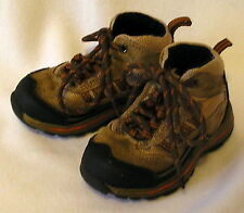 Ozark Trail Hiking Boots boys shoe lace-up non-marking Y174
