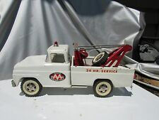 Vintage Tonka 1960s 1970s  AA Wrecker Tow Truck Pressed Steel Truck