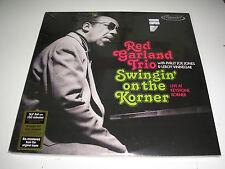 Red Garland Trio Swingin' On The Corner Live 3XLP set New Remaster Ltd Numbered
