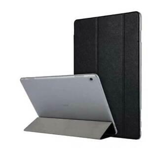 """SMART COVER CUSTODIA Integrale SUPPORTO per Huawei MediaPad M5 10.8"""" Nera"""
