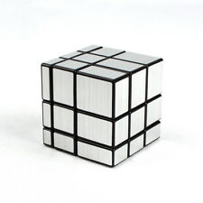 Mirror Surface Magic Puzzle Rubik Cube Educational Brain Trainer Speed Toy Gift