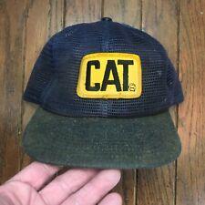 Vintage Caterpillar Trucker Hat Snapback Hat