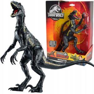 Jurassic World Indoraptor Figure Dinosaur Dino Rivals New Mattel