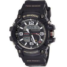 Casio G-SHOCK GG-1000-1A MUDMASTER Quartz Watch Twin Sensor NEW