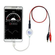 VoltOTG USB Voltage Meter OTG Interface Android Phone USB Tester Voltmeter -40~