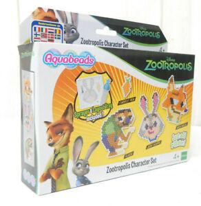 Zootropolis Charakter Set Aquabeads Kreativ Set neu