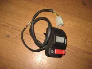 Derbi GPR 50 Réplica Interruptor Del Manillar Derecho Switch