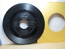 Old 45 RPM Record - Mercury 72119 - Lesley Gore - It's My Party / Danny