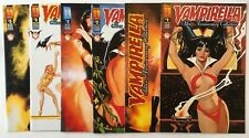 Vampirella Silver Anniversary Collection #1-3 NM+ 9.4 Bad & Good Girls 6 Comics