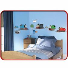 Wall Sticker Thomas & Friends Train Engine Reusable Children Room Decor NEW