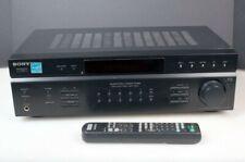 Sony STR DE197 2 Channel 100 Watt Receiver WITH Working Remote Bundle