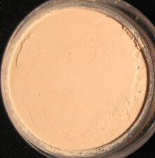 MINERAL MAKEUP~1 oz~LOOSE POWDER~MICA~DARK CIRCLES~BARE~VEGAN~PEACH CONCEALER