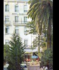 """NICE (06) Façade de l'HOTEL PENSION """"CAMELIAS"""" en 1970"""