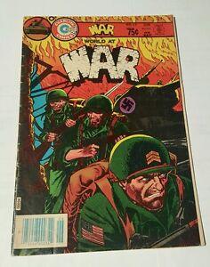 war # 45 , 1984 charlton
