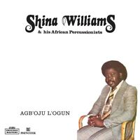 SHINA WILLIAMS - AGBOJU LOGUN PICTURE SLEEVE  VINYL LP SINGLE NEW+